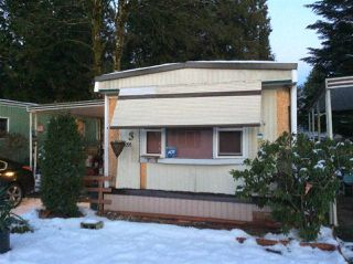 "Main Photo: 3 21091 LOUGHEED Highway in Maple Ridge: Southwest Maple Ridge Manufactured Home for sale in ""Val Marie"" : MLS®# R2127752"