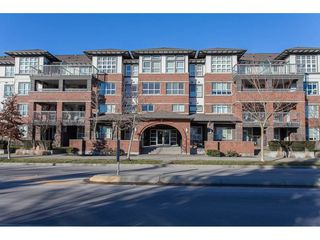 "Photo 1: 201 18755 68 Avenue in Surrey: Clayton Condo for sale in ""COMPASS"" (Cloverdale)  : MLS®# R2135471"