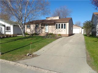 Photo 1: 54 Goswell Road in Winnipeg: Crestview Residential for sale (5H)  : MLS®# 1711822