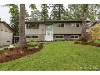 Photo 1: 3941 MARGOT Pl in VICTORIA: SE Maplewood Single Family Detached for sale (Saanich East)  : MLS®# 759177
