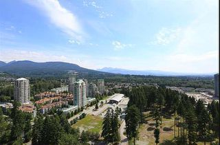 "Photo 12: 3502 1178 HEFFLEY Crescent in Coquitlam: North Coquitlam Condo for sale in ""Obelisk"" : MLS®# R2195278"