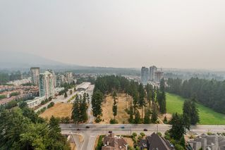 "Photo 11: 3502 1178 HEFFLEY Crescent in Coquitlam: North Coquitlam Condo for sale in ""Obelisk"" : MLS®# R2195278"