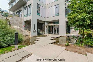 "Photo 2: 3502 1178 HEFFLEY Crescent in Coquitlam: North Coquitlam Condo for sale in ""Obelisk"" : MLS®# R2195278"