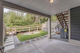 """Photo 19: 5 11384 BURNETT Street in Maple Ridge: East Central Townhouse for sale in """"MAPLE CREEK LIVING"""" : MLS®# R2195753"""