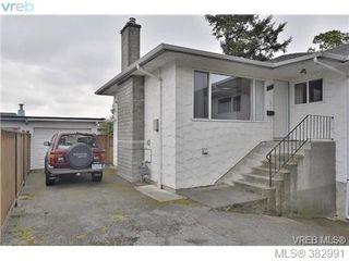 Photo 1: 729 Porter Rd in VICTORIA: Es Old Esquimalt Half Duplex for sale (Esquimalt)  : MLS®# 769529