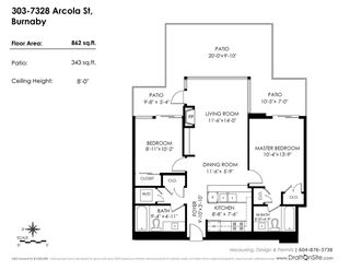 """Photo 19: 303 7328 ARCOLA Street in Burnaby: Highgate Condo for sale in """"Esprit"""" (Burnaby South)  : MLS®# R2204175"""