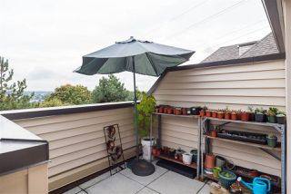 Photo 17: 210 3709 PENDER STREET in Burnaby: Willingdon Heights Townhouse for sale (Burnaby North)  : MLS®# R2209356