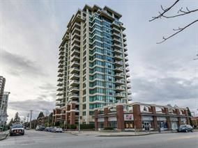 """Photo 2: 1105 615 HAMILTON Street in New Westminster: Uptown NW Condo for sale in """"THE  UPTOWN"""" : MLS®# R2214192"""