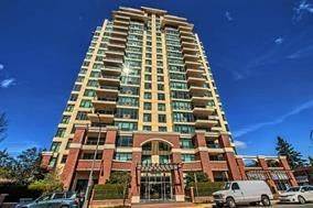"""Photo 1: 1105 615 HAMILTON Street in New Westminster: Uptown NW Condo for sale in """"THE  UPTOWN"""" : MLS®# R2214192"""