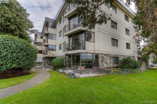 Photo 1: 104 1875 Lansdowne Road in VICTORIA: SE Camosun Condo Apartment for sale (Saanich East)  : MLS®# 386678