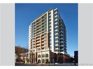 Photo 9: 905 728 Yates Street in VICTORIA: Vi Downtown Residential for sale (Victoria)  : MLS®# 345984