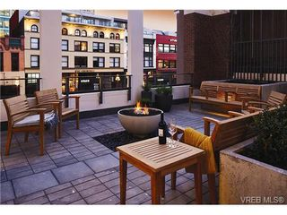 Photo 3: 905 728 Yates Street in VICTORIA: Vi Downtown Residential for sale (Victoria)  : MLS®# 345984
