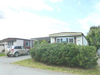"Photo 1: 182 3665 244 Street in Langley: Otter District Manufactured Home for sale in ""LANGLEY GROVE ESTATES"" : MLS®# R2248483"