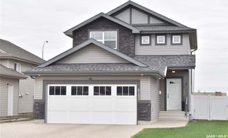 Photo 1: 5102 Anthony Way in Regina: Lakeridge Addition Residential for sale : MLS®# SK731803