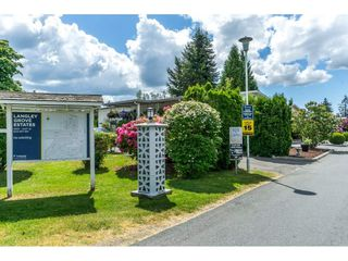 "Photo 20: 178 3665 244 Street in Langley: Otter District Manufactured Home for sale in ""LANGLEY GROVE ESTATES"" : MLS®# R2272680"