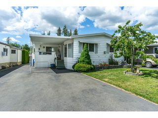 "Photo 1: 178 3665 244 Street in Langley: Otter District Manufactured Home for sale in ""LANGLEY GROVE ESTATES"" : MLS®# R2272680"