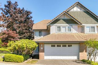 "Photo 1: 21 1751 PADDOCK Drive in Coquitlam: Westwood Plateau Townhouse for sale in ""WORTHING GREEN"" : MLS®# R2292047"