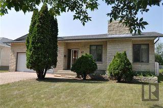 Photo 1: 47 Dunham Street in Winnipeg: Residential for sale (4H)  : MLS®# 1824007