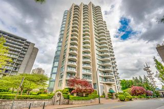 "Photo 1: 1701 719 PRINCESS Street in New Westminster: Uptown NW Condo for sale in ""Stirling Place"" : MLS®# R2302246"