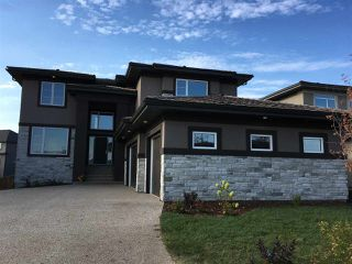 Photo 1: 4735 WOOLSEY Common NW in Edmonton: Zone 56 House for sale : MLS®# E4127017