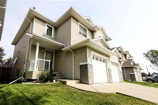 Main Photo: 81 1428 HODGSON Way in Edmonton: Zone 14 Townhouse for sale : MLS®# E4134163