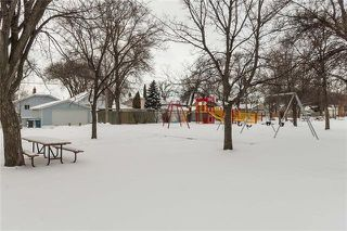 Photo 20: 1433 William Avenue West in Winnipeg: Weston Residential for sale (5D)  : MLS®# 1900422