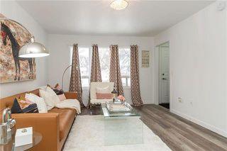 Photo 2: 1433 William Avenue West in Winnipeg: Weston Residential for sale (5D)  : MLS®# 1900422