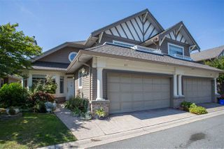 "Photo 1: 41 5531 CORNWALL Drive in Richmond: Terra Nova Townhouse for sale in ""QUILCHENA GREEN"" : MLS®# R2330251"