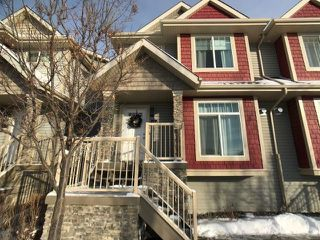Main Photo: 109 Callaghan Drive in Edmonton: Zone 55 Townhouse for sale : MLS®# E4139776