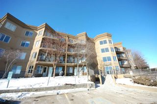 Main Photo: 325 530 HOOKE Road NW in Edmonton: Zone 35 Condo for sale : MLS®# E4145675
