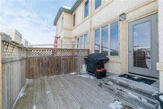 Photo 19: 27 99 Keslar Road in Winnipeg: Fairfield Park Condominium for sale (1S)  : MLS®# 1904303