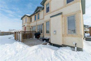 Photo 20: 27 99 Keslar Road in Winnipeg: Fairfield Park Condominium for sale (1S)  : MLS®# 1904303