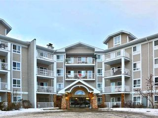 Photo 2: 418 5350 199 Street in Edmonton: Zone 58 Condo for sale : MLS®# E4147348