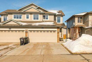 Photo 1: 6080 SUNBROOK Landing: Sherwood Park House Half Duplex for sale : MLS®# E4147462