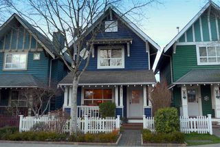 "Main Photo: 157 FOUNDRY Row in New Westminster: Queensborough House for sale in ""Port Royal"" : MLS®# R2356137"