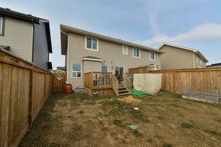 Photo 30: 1647 HAMMOND Crescent in Edmonton: Zone 58 House Half Duplex for sale : MLS®# E4150919