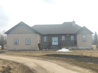 Photo 1: 60120 RR265: Rural Westlock County House for sale : MLS®# E4151706