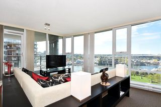 "Photo 6: 1203 455 BEACH Crescent in Vancouver: Yaletown Condo for sale in ""PARK WEST ONE"" (Vancouver West)  : MLS®# R2362435"