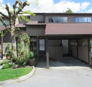 "Main Photo: 153 27044 32 Avenue in Langley: Aldergrove Langley Townhouse for sale in ""BERTRAND ESTATES"" : MLS®# R2363692"