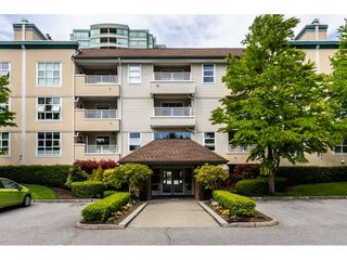 """Main Photo: 316 10038 150 Street in Surrey: Guildford Condo for sale in """"Mayfield Green"""" (North Surrey)  : MLS®# R2366252"""