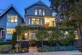 Main Photo: 178 E 17TH Avenue in Vancouver: Main House for sale (Vancouver East)  : MLS®# R2367460