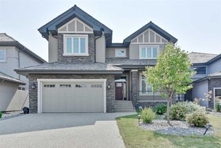 Photo 1: 4409 WESTCLIFF Close in Edmonton: Zone 56 House for sale : MLS®# E4156893