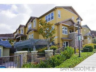 Photo 1: SANTEE Townhouse for rent : 3 bedrooms : 1053 Iron Wheel Street
