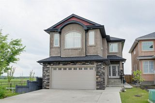 Main Photo: 555 ALBANY Way in Edmonton: Zone 27 House for sale : MLS®# E4162846