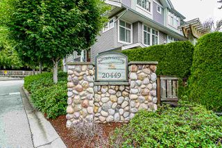 Photo 2: 57 20449 66 Avenue in Langley: Willoughby Heights Townhouse for sale : MLS®# R2383926