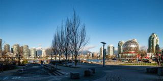 """Photo 1: 413 1661 QUEBEC Street in Vancouver: Mount Pleasant VE Condo for sale in """"Voda"""" (Vancouver East)  : MLS®# R2408095"""