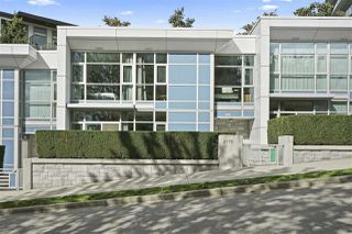 Photo 1: 4173 HALIFAX Street in Burnaby: Brentwood Park Townhouse for sale (Burnaby North)  : MLS®# R2409656
