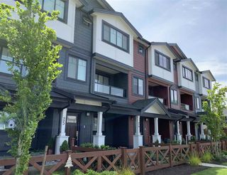 "Main Photo: 25 188 WOOD Street in New Westminster: Queensborough Townhouse for sale in ""The River"" : MLS®# R2417247"