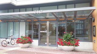 "Photo 1: 1207 7117 ELMBRIDGE Way in Richmond: Brighouse Condo for sale in ""CAMBER"" : MLS®# R2426597"