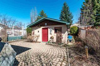 Photo 25: 72 HIGHLAND Crescent: Sherwood Park House for sale : MLS®# E4199202